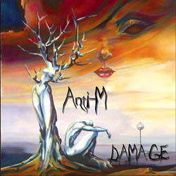 image of anti-m damage album cover