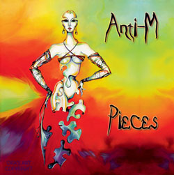 image of anti-m album cover Pieces by Ora Tamir