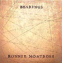 Ronnie Montrose Bearings cover